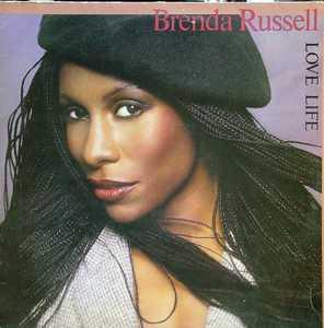 Front Cover Album Brenda Russell - Love Life