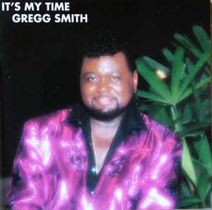 Front Cover Album Greg Smith - It's My Time
