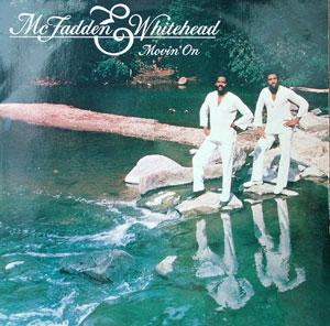 Album  Cover Mcfadden And Whitehead - Movin' On on ATLANTIC Records from 1982