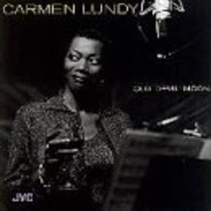 Album  Cover Carmen Lundy - Old Devil Moon on JVC Records from 1997