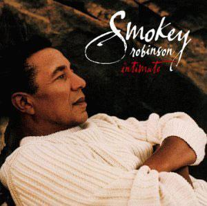 Album  Cover Smokey Robinson - Intimate on MOTOWN Records from 1999