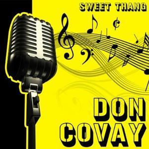Album  Cover Don Covay - Sweet Thang on TOPLINE Records from 1985