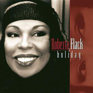 Album  Cover Roberta Flack - Holiday on PUNAHELE Records from 2003