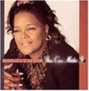 Album  Cover Shirley Caesar - You Can Make It on SONY Records from 2000
