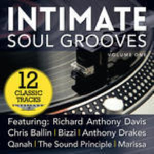 Album  Cover Various Artists - Intimate Soul Grooves - Volume One on INTIMATE Records from 2015