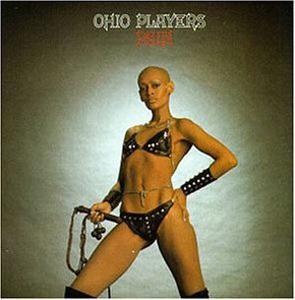 Front Cover Album Ohio Players - Pain