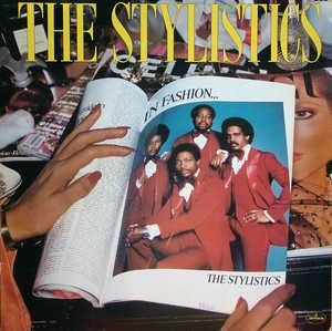 Album  Cover The Stylistics - In Fashion on H&L Records from 1978