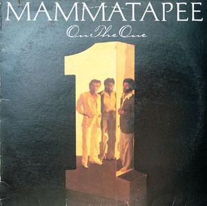Album  Cover Mammatapee - On The One on WHITFIELD Records from 1980