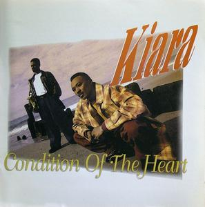 Album  Cover Kiara - Condition Of The Heart on THG MUSIC Records from 1994