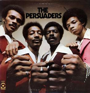 Album  Cover The Persuaders - The Persuaders on ATCO Records from 1973