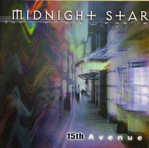 Front Cover Album Midnight Star - 15th Avenue