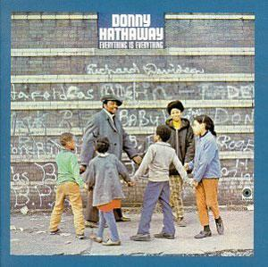 Album  Cover Donny Hathaway - Everything Is Everything on ATCO Records from 1970