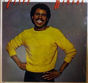 Album  Cover Cliff Dawson - Cliff Dawson on BOARDWALK Records from 1982
