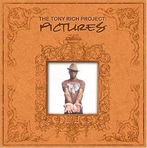 Album  Cover Tony Rich - Pictures on I.M. Records from 2006