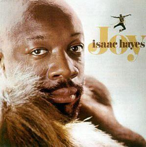 Front Cover Album Isaac Hayes - Joy