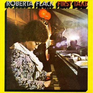 Album  Cover Roberta Flack - First Take on ATLANTIC Records from 1970