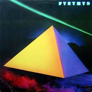 Album  Cover Pyrymyd - Pyrymyd on CAPITOL Records from 1980