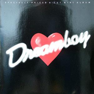 Album  Cover Dreamboy - Dreamboy on QWEST Records from 1983