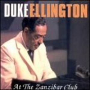 Album  Cover Duke Ellington - Live At The Zanibar Club on MAGNUM Records from 2000