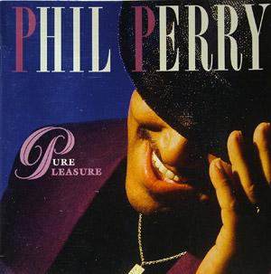 Album  Cover Phil Perry - Pure Pleasure on GRP Records from 1994