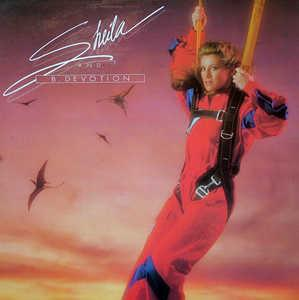 Album  Cover Sheila & Black Devotion - Sheila on CARRERE Records from 1980