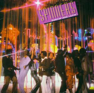 Album  Cover The Spinners - Dancin' & Lovin' on ATLANTIC Records from 1979