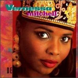 Album  Cover Vernessa Mitchell - Destiny on A&M Records from 1992