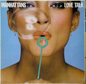 Album  Cover The Manhattans - Love Talk on COLUMBIA Records from 1979