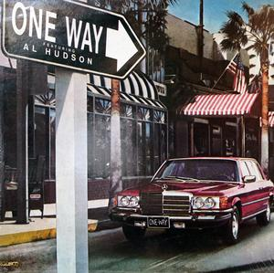 Album  Cover One Way - One Way on MCA Records from 1980