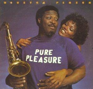 Album  Cover Houston Person - Pure Pleasure on SUSSEX Records from 1976