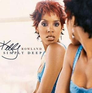 Front Cover Album Kelly Rowland - Simply Deep