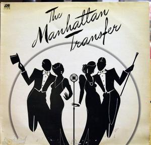 Album  Cover The Manhattan Transfer - The Manhattan Transfer on ATLANTIC Records from 1976