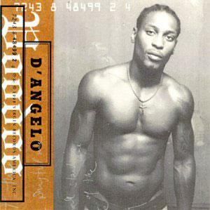 Album  Cover D' Angelo - Voodoo on VIRGIN Records from 2000
