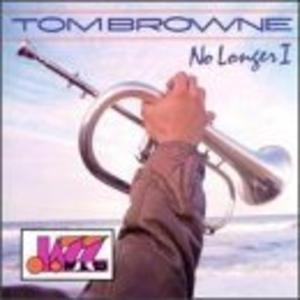 Album  Cover Tom Browne - No Longer I on MALACO Records from 1972