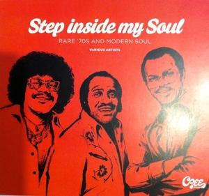 Album  Cover Various Artists - Step Inside My Soul on CREE Records from 2014