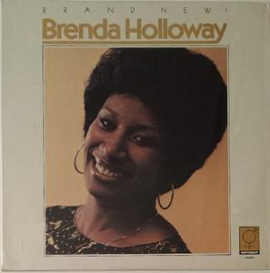 Album  Cover Brenda Holloway - Brand New on BIRTHRIGHT Records from 1980