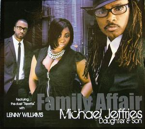 Album  Cover Michael Jeffries - Daughter And Son on MJMARTIST Records from 2011