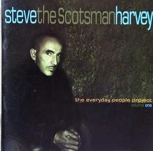 Album  Cover Steve Harvey - The Everyday People Project Vol. 1 on EXPANSION Records from 2006