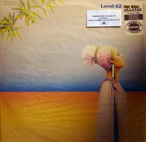 Album  Cover Level 42 - Level 42 on POLYDOR Records from 1981
