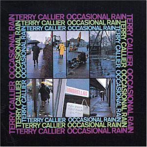 Album  Cover Terry Callier - Occasional Rain on CADET Records from 1972