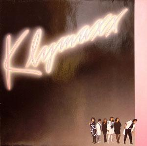 Album  Cover Klymaxx - Klymaxx on SOLAR Records from 1986