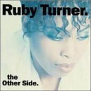 Album  Cover Ruby Turner - The Other Side on JIVE Records from 1991