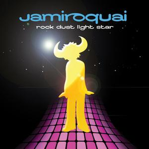 Album  Cover Jamiroquai - Rock Dust Light Star on  Records from 2012