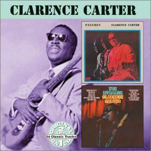 Front Cover Album Clarence Carter - Patches