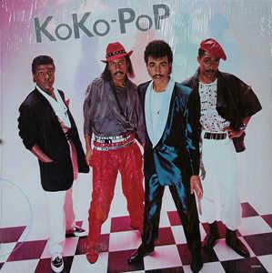 Album  Cover Koko-pop - Koko-pop on MOTOWN Records from 1984