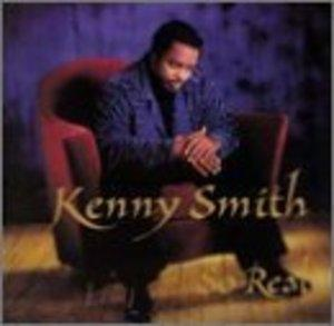 Album  Cover Kenny Smith - So Real on TRINITY Records from 1998