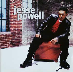 Album  Cover Jesse Powell - Jesse Powell on MCA Records from 1996