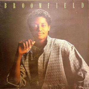 Album  Cover Al Broomfield - Broomfield on VISION Records from 1987