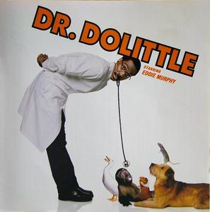 Album  Cover Various Artists - Dr. Dolittle on ATLANTIC Records from 1998