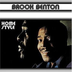 Album  Cover Brook Benton - Home Style on COTILLION Records from 1970